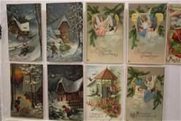 67 EAS Postcards Children Angel Series