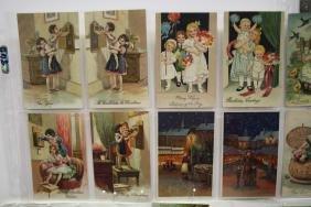 50 PBF Postcards Children Series