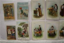 59 Advertising Trade Cards