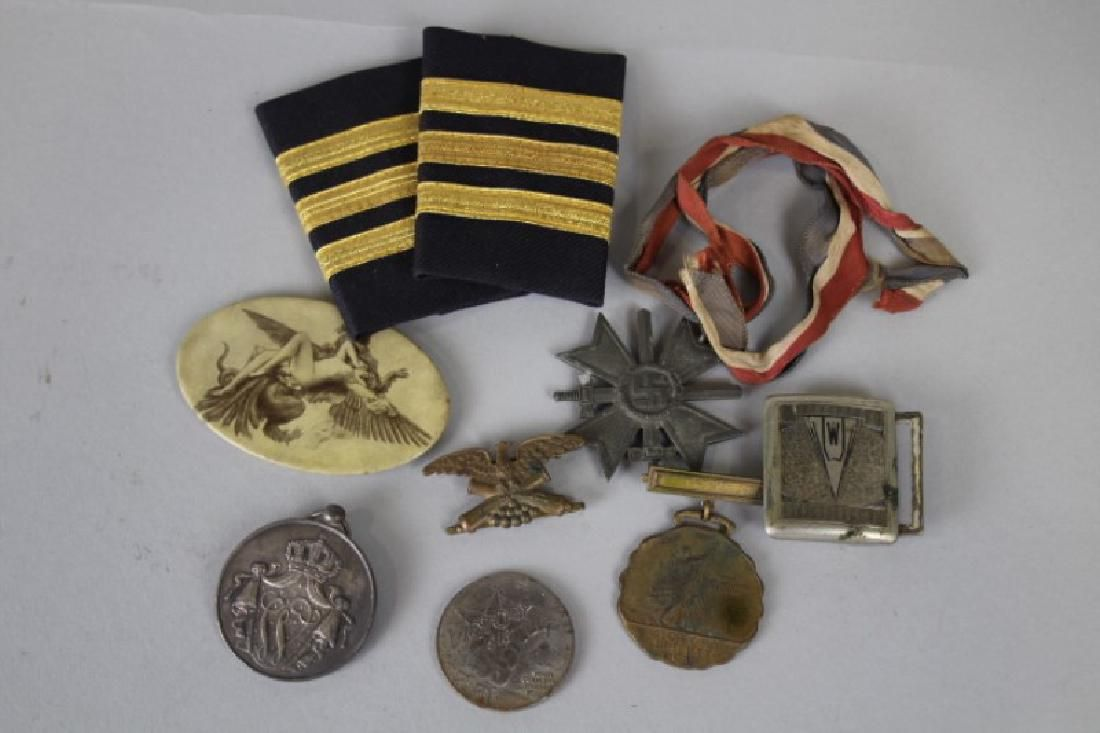 Group of Misc WW 1- Estate Find