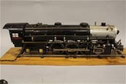 1931 No 8 Erector Super Locomotive Assembled