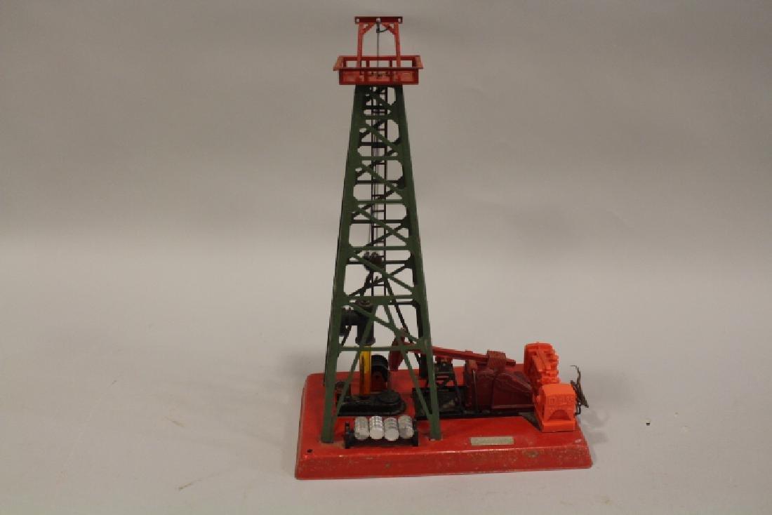Lionel Oil Derrick & Pumper No. 455