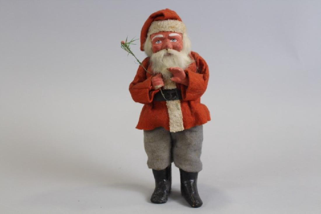 German Santa Claus Candy Container (Many More Selling)