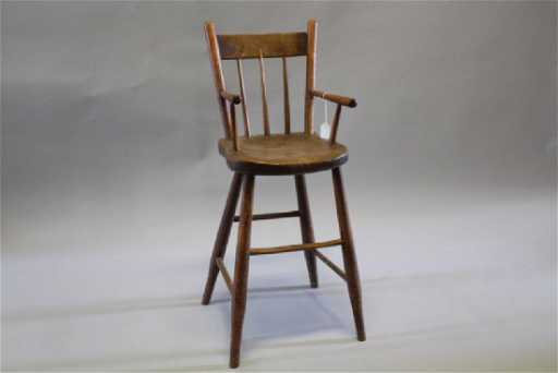 - Antique Youth Chair