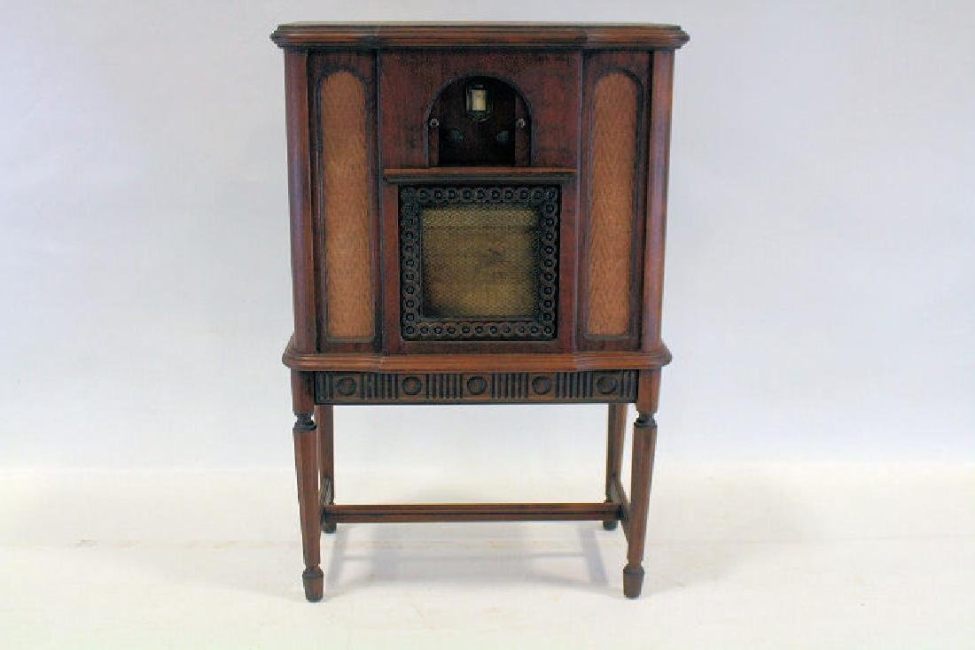 Westinghouse Window Display Salesman Sample Radio