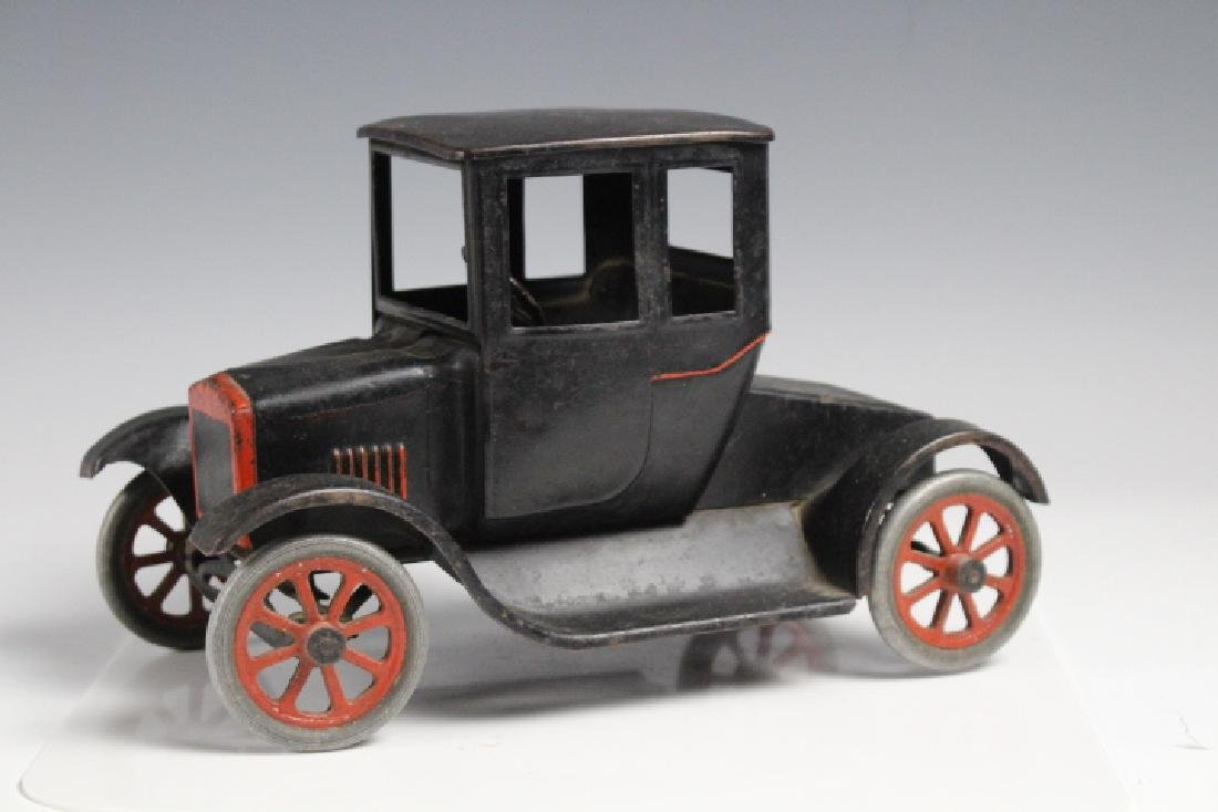Buddy L  Model T Flivver Coupe Car