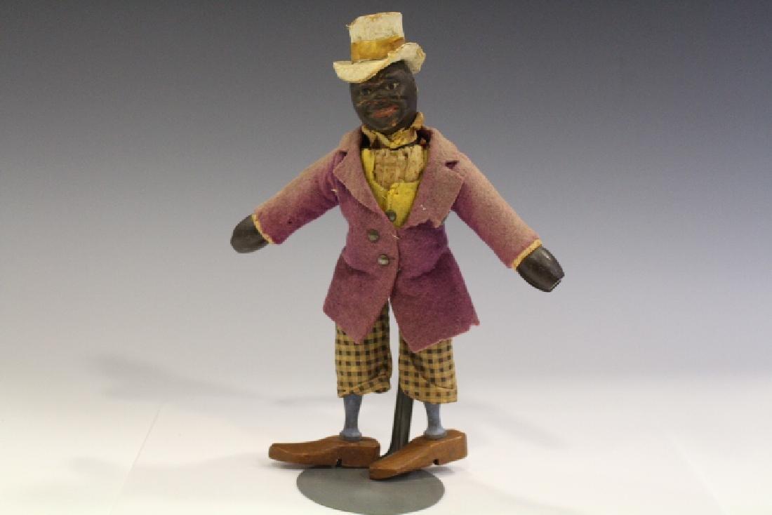 Schoenhut Humpty Dumpty Circus Black Dude Figure