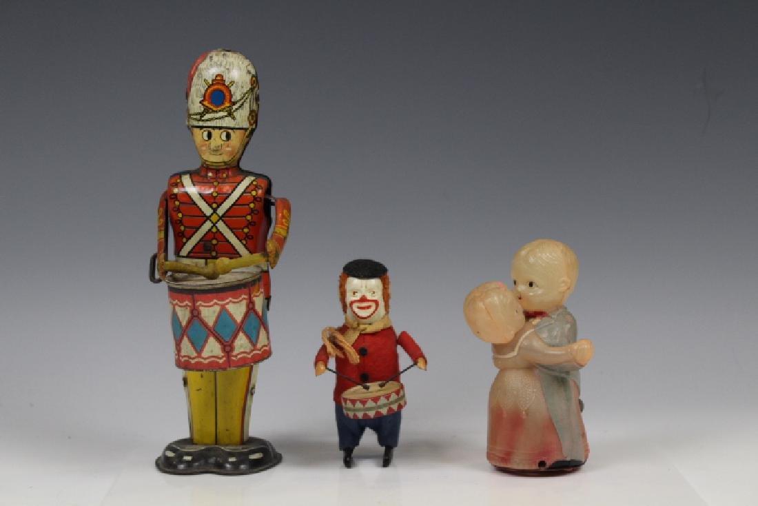 Tin Wind-up Toys