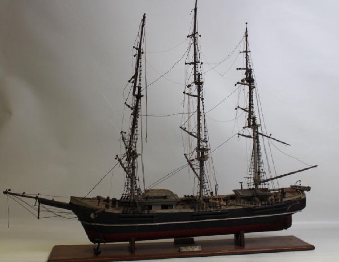 1955 Model Ship - Sea Witch 1846-1856