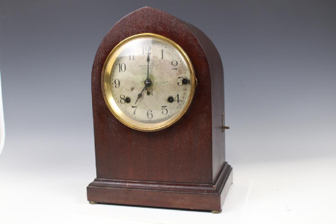 Seth Thomas Steeple Clock w/ Sonora Chimes