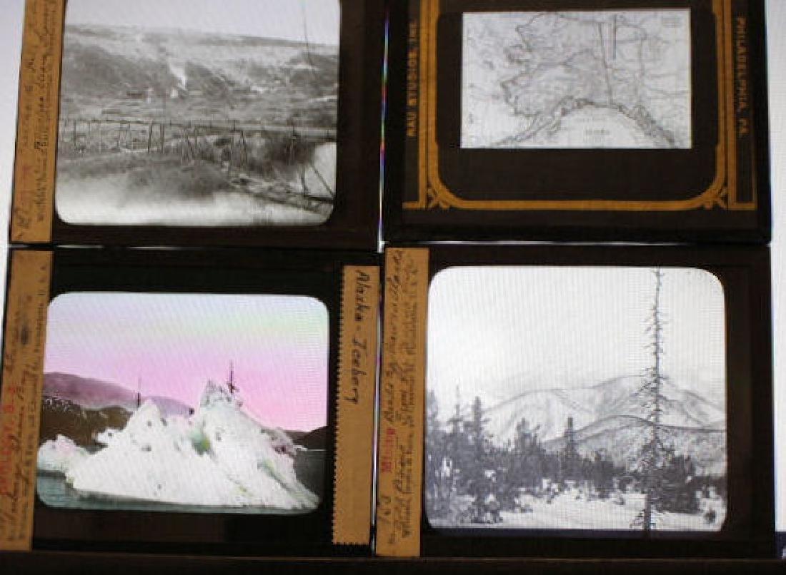 10 Lantern Slides - Mining, Klondike - 2