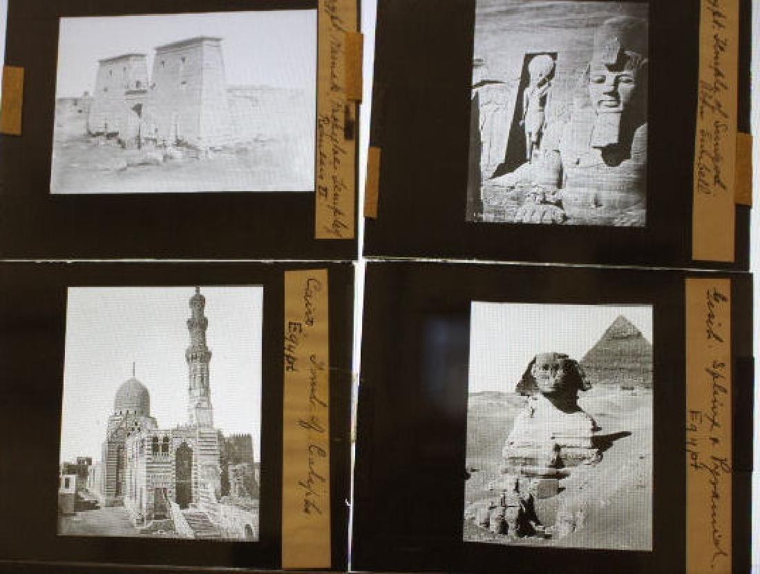 22 Lantern Slides - Egypt