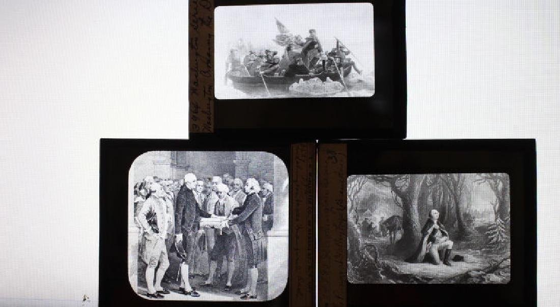 13 Lantern Slides - George Washington - 3