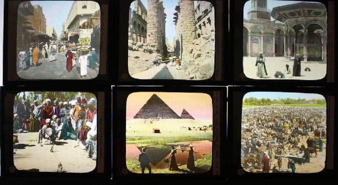 26 Lantern Slides - Egypt