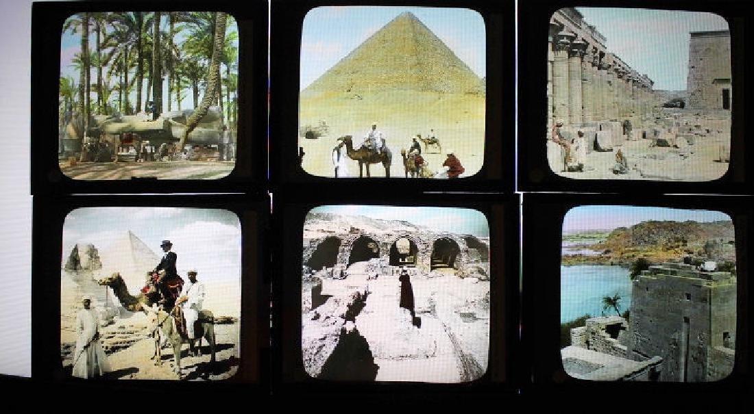22 Lantern Slides - Egypt - 2