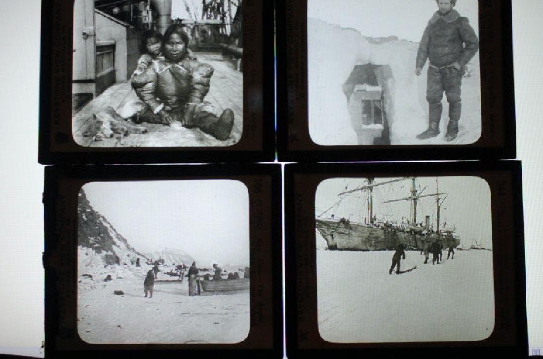 11 Lantern Slides - Arctic