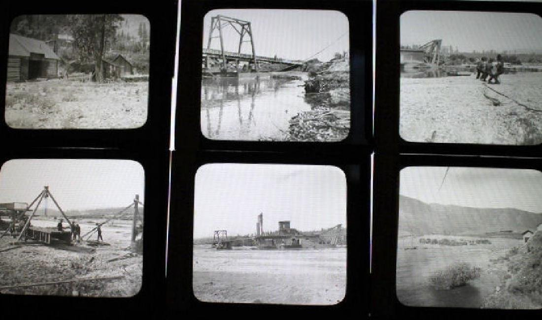19 Lantern Slides - Mining in Idaho