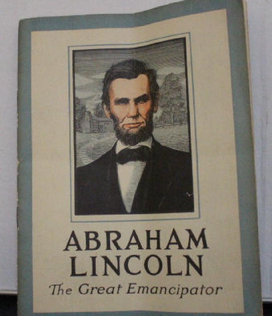 12 Lantern Slides - Abraham Lincoln Series - 3