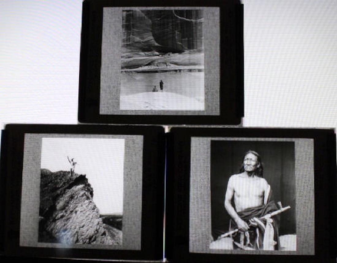7 Lantern Slides - American Indians Roland Reed - 2
