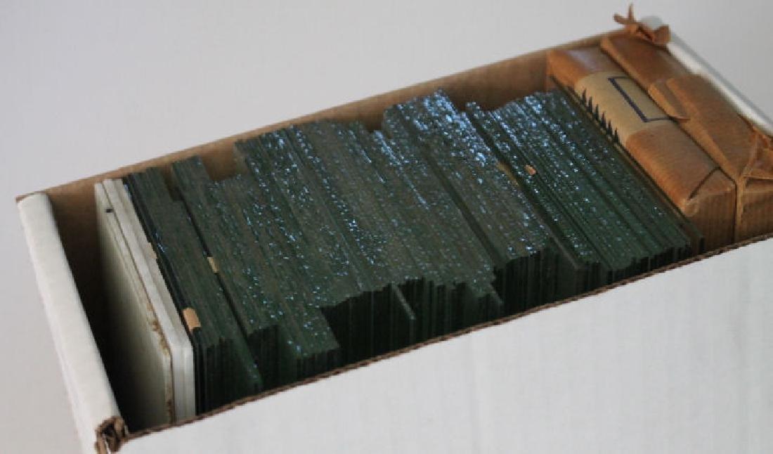 Box Unused Glass Lantern Slides - 1 pkg Unopened