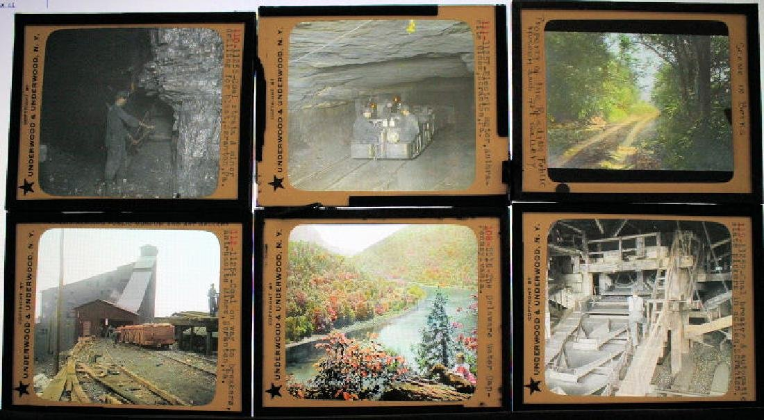 25 Lantern Slides - Pennsylvania