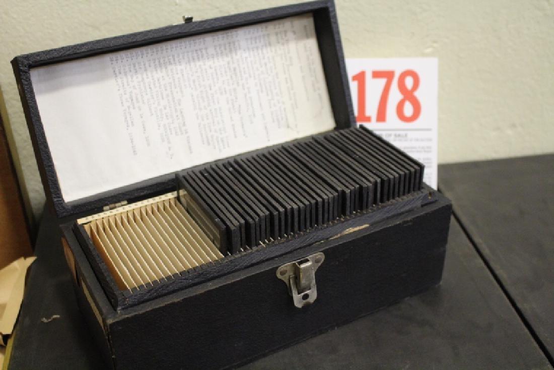 35 Lantern Slides - Boxed Exploration Series - 7