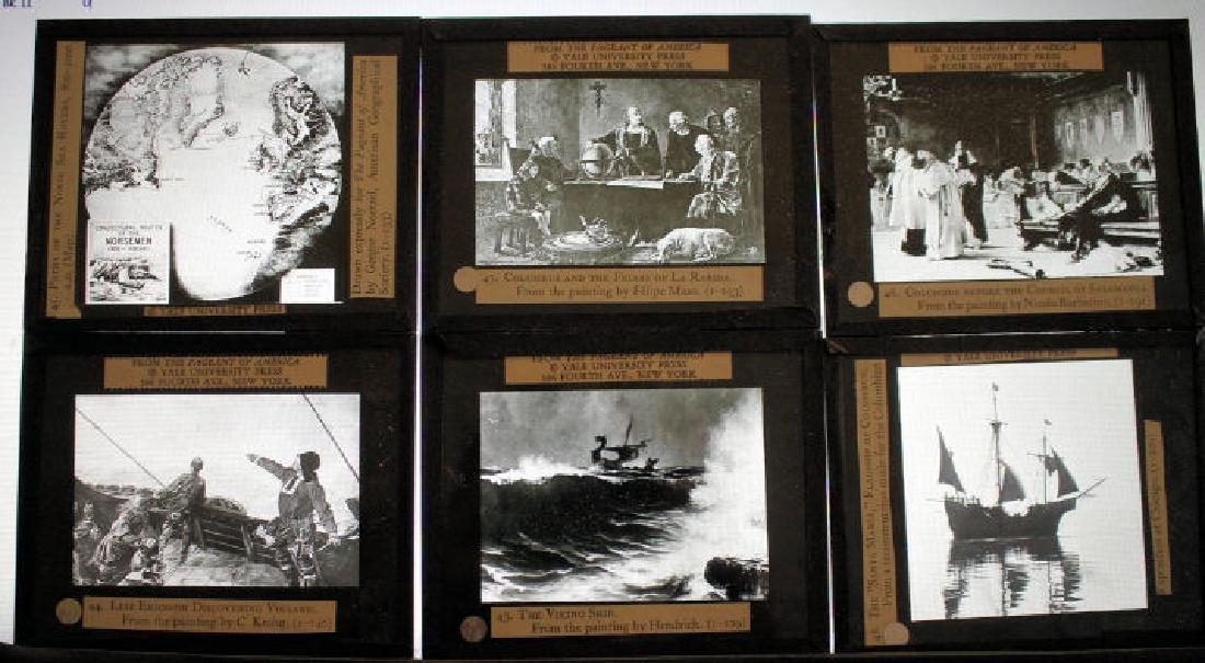35 Lantern Slides - Boxed Exploration Series