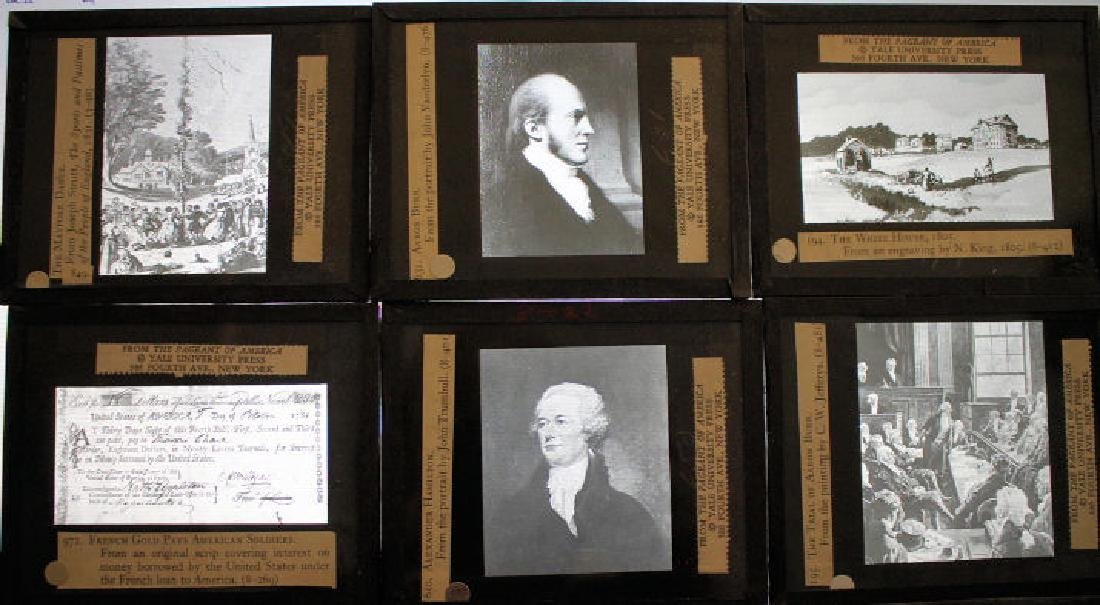 30 Lantern Slides Boxed Constitution Series - 4