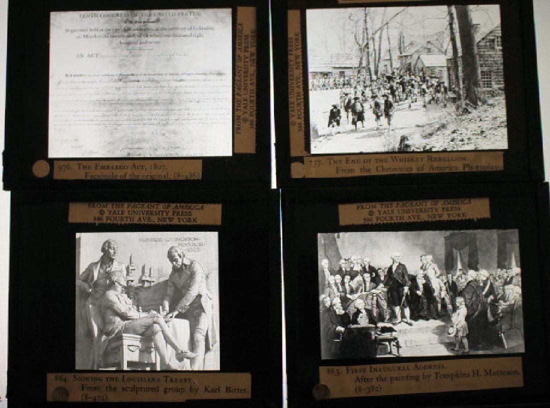 30 Lantern Slides Boxed Constitution Series - 6