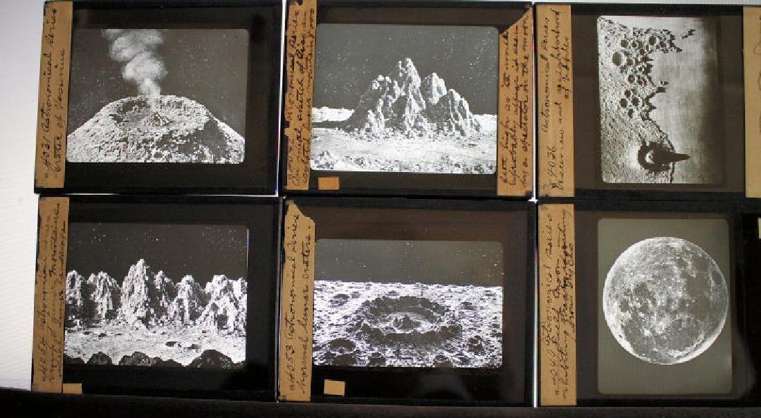 28 Lantern Slides - Astronomical Series