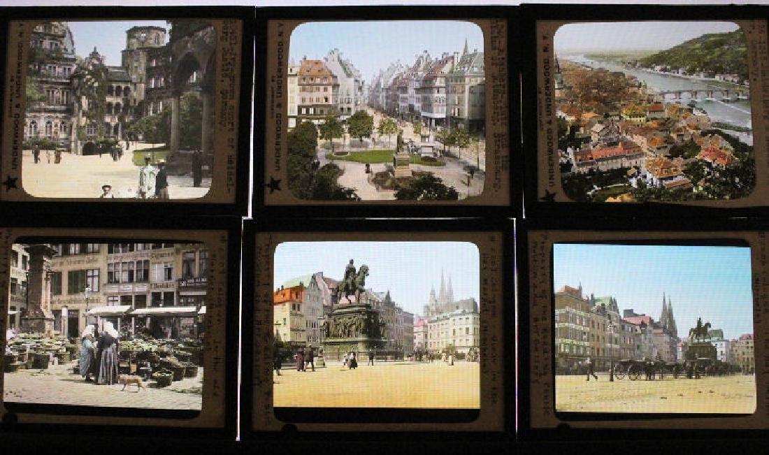 28 Lantern Slides - Germany