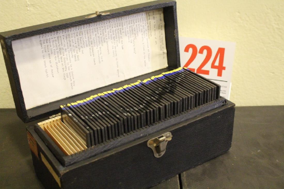 44 Lantern Slides - Boxed Story of Art Series - 8