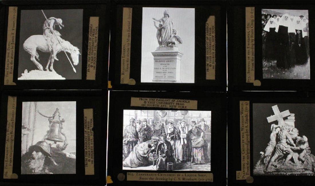 44 Lantern Slides - Boxed Story of Art Series - 2