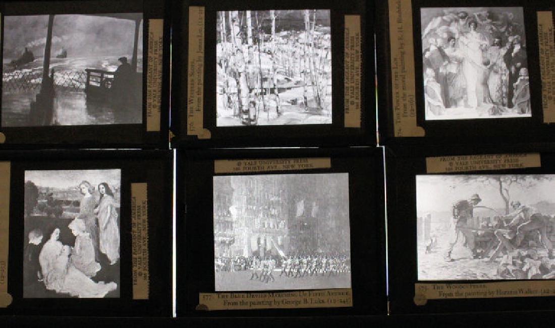 44 Lantern Slides - Boxed Story of Art Series - 3