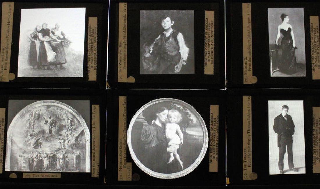 44 Lantern Slides - Boxed Story of Art Series - 4