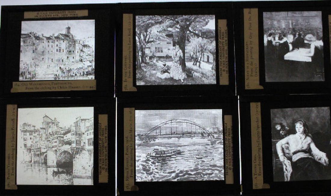 44 Lantern Slides - Boxed Story of Art Series - 5