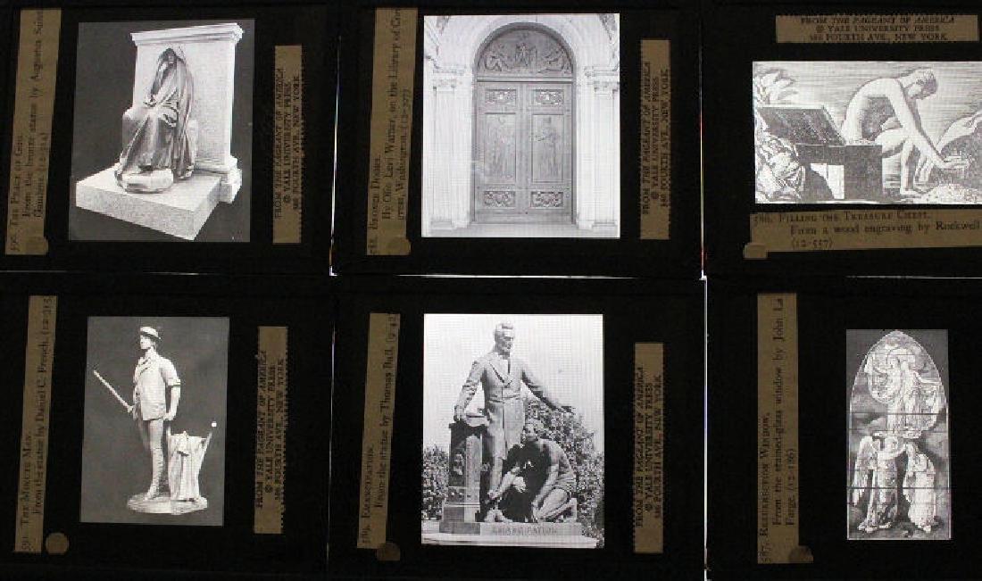 44 Lantern Slides - Boxed Story of Art Series - 6
