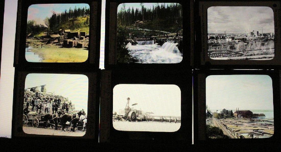 17 Lantern Slides - Washington State