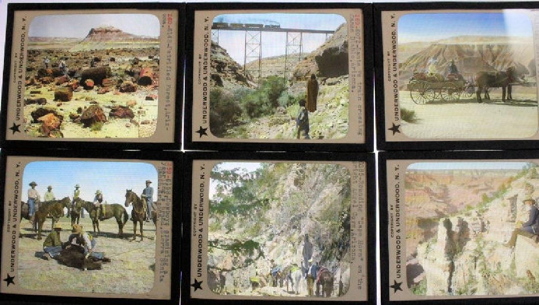 23 Lantern Slides - Arizona