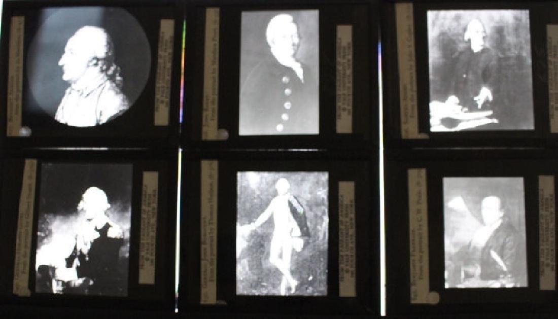 31 Lantern Slides - Boxed Series The Revolution