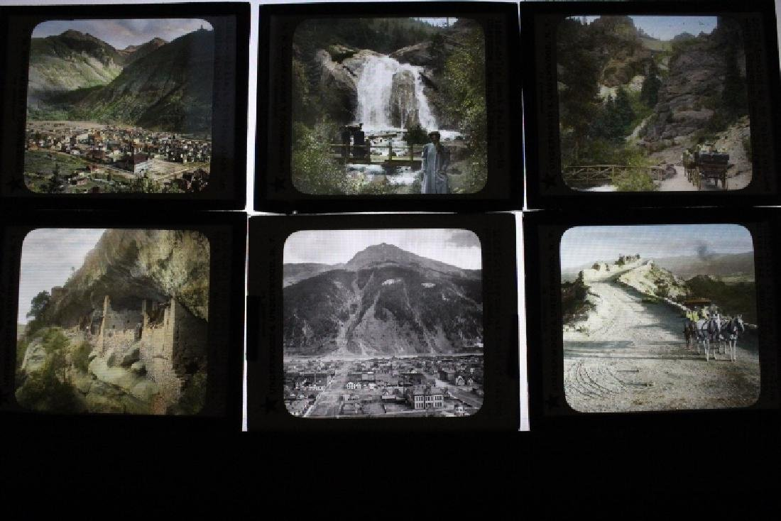 27 Lantern Slides - Colorado