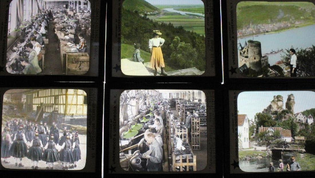 27 Lantern Slides - Germany