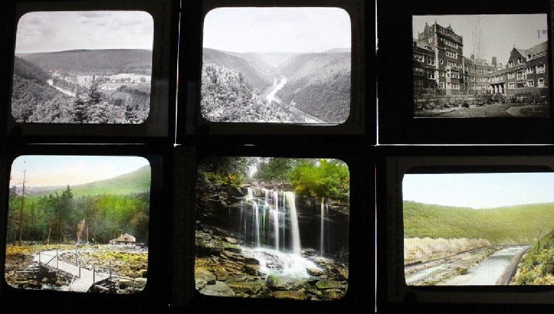26 Lantern Slides - Pennsylvania