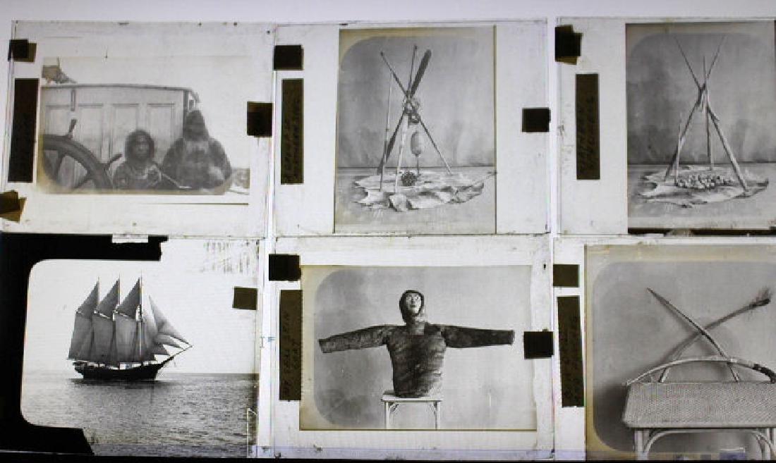 13 Lantern Slides - Greenland / Artic