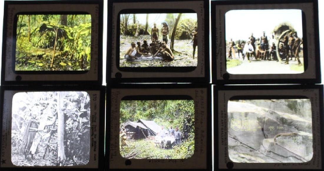 26 Lantern Slides - Congo / Africa