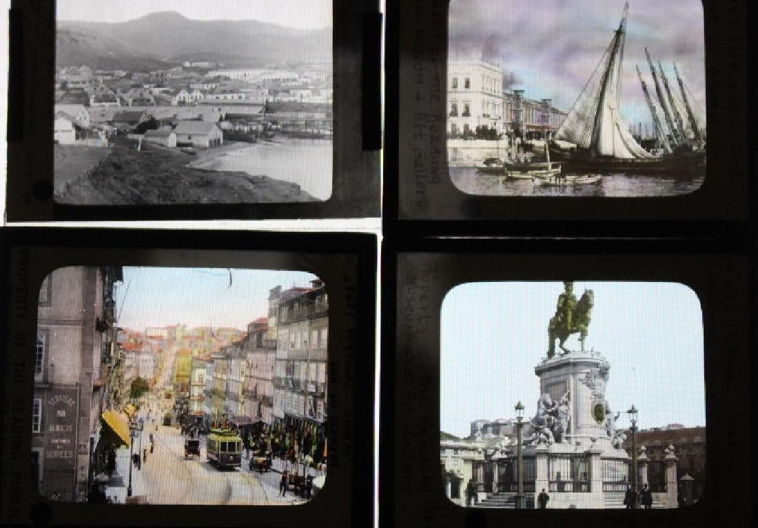 18 Lantern Slides - Portugal