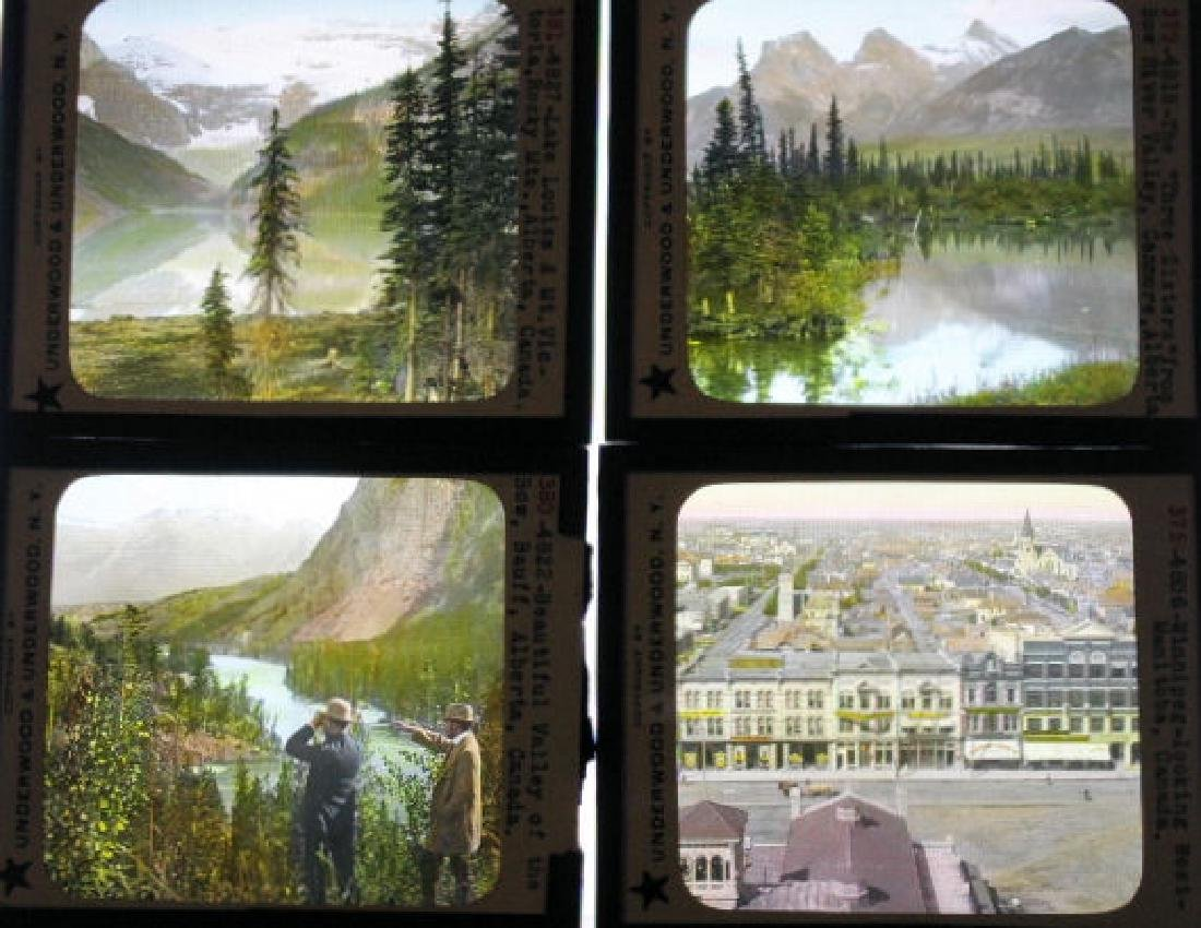 11 Lantern Slides - Canada