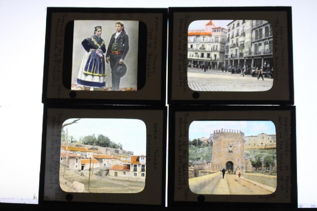 25 Lantern Slides - Spain