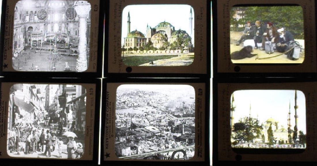 12 Lantern Slides - Turkey