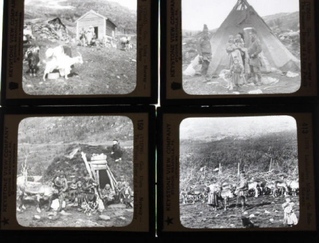 24 Lantern Slides - Norway